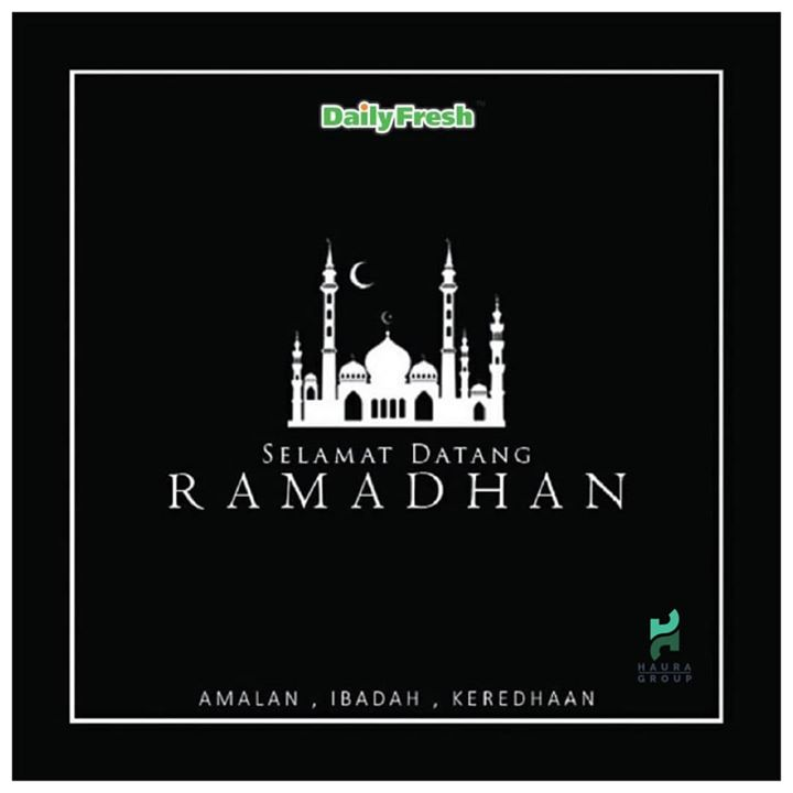 Happy Ramadan To Everyone. May The Blessings Of