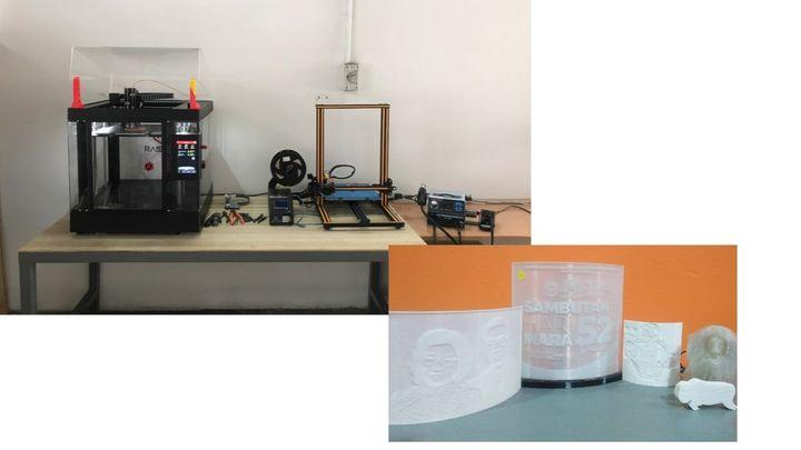 Kte Smart Technologies Menawarkan Perkhidmatan \'3d Printing\'.