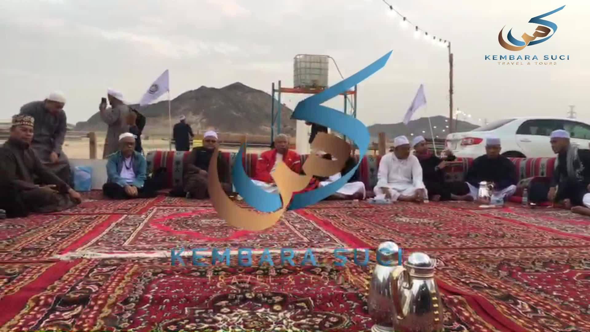 Program Santai Ke Padang Pasir Shumasi, Mekah