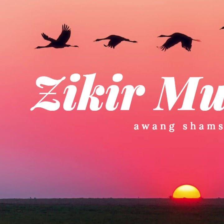 My Latest Recording : Zikir Munajat.