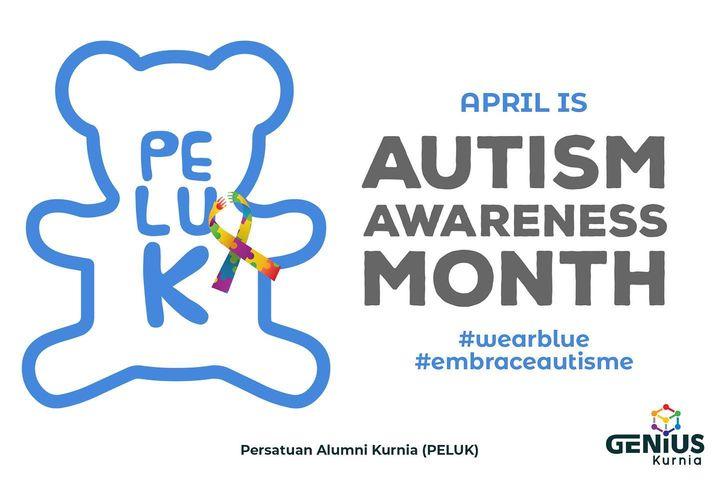 Selamat Menyambut Bulan Kesedaran Autisme Sedunia! Jom Pakai