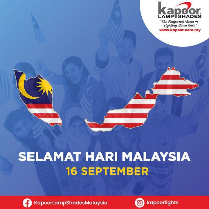 Selamat Hari Malaysia Kepada Seluruh Rakyat Malaysia. Amalkan