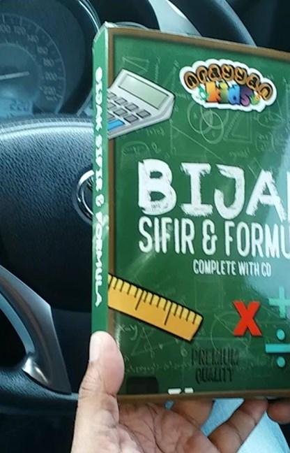 Arayyan Kids Bijak Sifir Formula Premium Edition Set