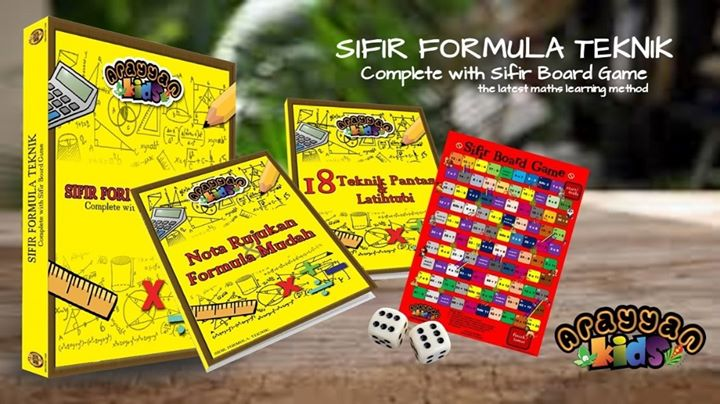 Sifir Formula Teknik Latest Maths Fun Learning Method