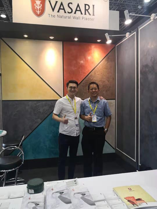 We Have Visited Our Manufacturer Exhibition Vasari Malaysia