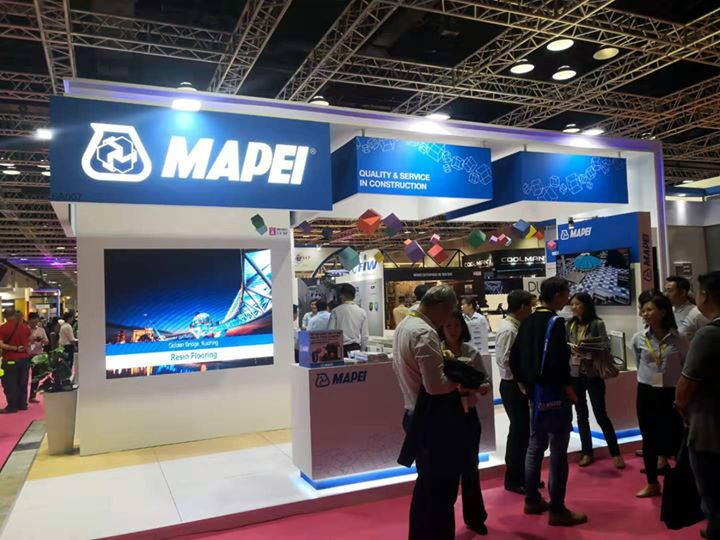 Mapei Archidex19 Is Happening Right Now Showcasing A