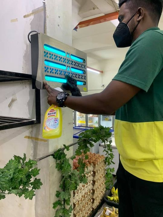 Fly Trap, Air Freshener And Ants Control Service