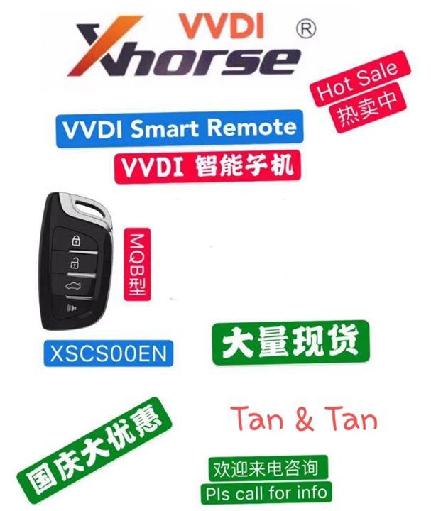 New Item Vvdi Keyless Remote Arrive