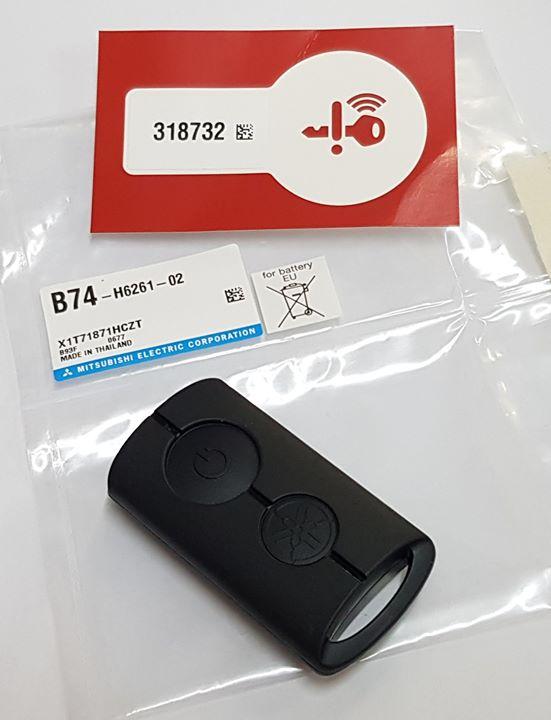 Yamaha Motor Keyless Remote