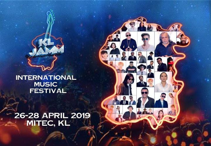International Music Festival 26 28 April 2019 Mitec