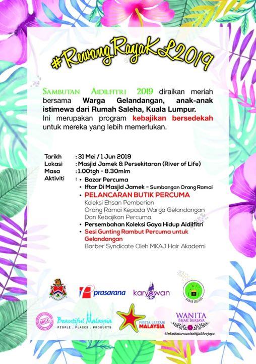 Bersama2 Kita Berserdekah Di Bulan Ramadhan Yg Mulia