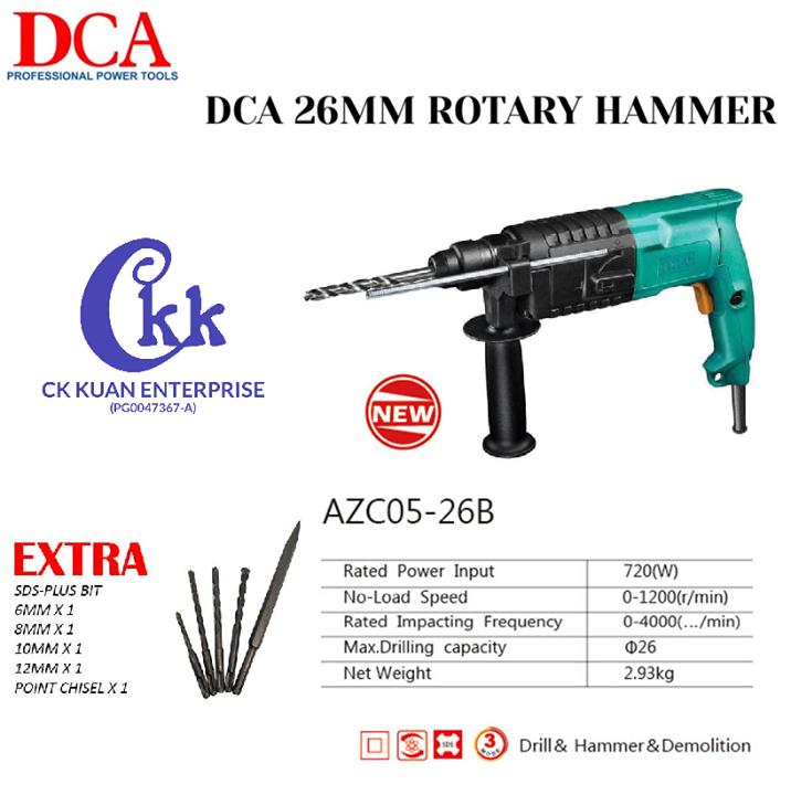 Rotary Hammer ‼