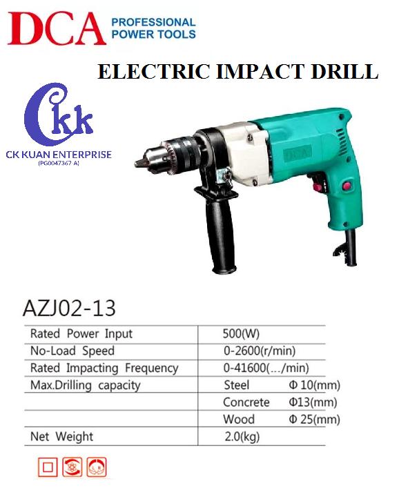 Electric Impact Drill ‼️‼️