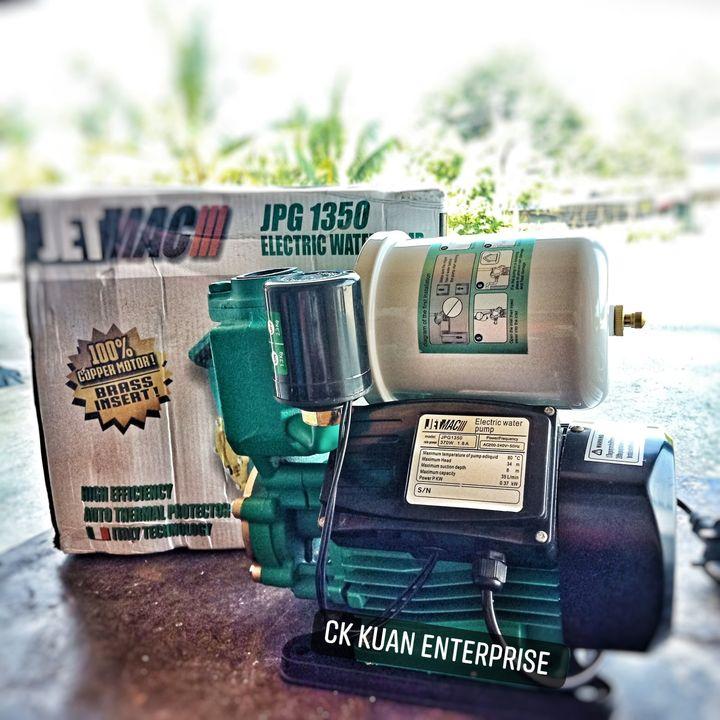 Jetmac Jpg1350 Auto Electric Water Pump (1)‼‼