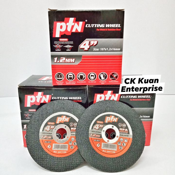 ◾ptn Cutting Disc (4x1.2mm)