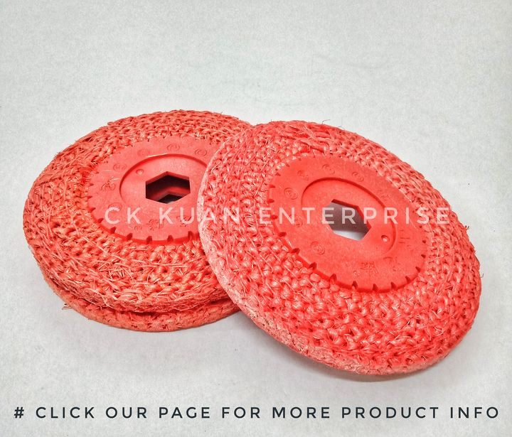 ◾ Chemical Sisal 4 (red)