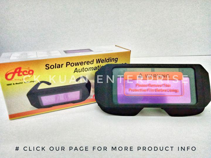 ◾auto Solar Welding Glasses