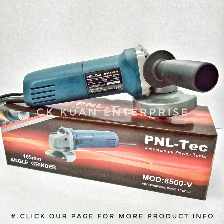 """◽pnl-tec 4"""" Angle Grinder (speed Control)"""