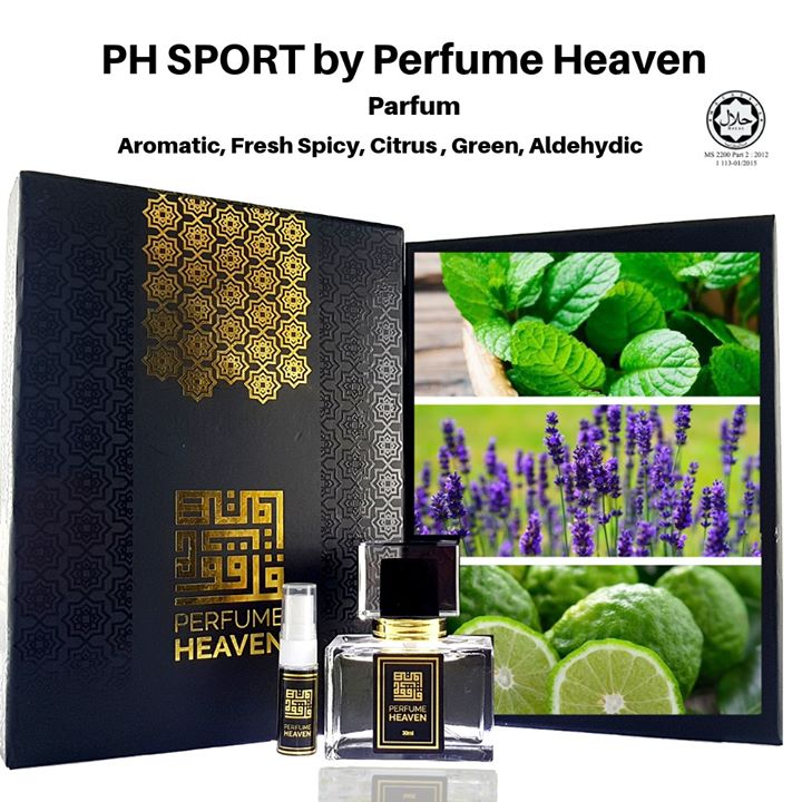 Ph Spot By Perfume Heaven Main Accords Aromatic