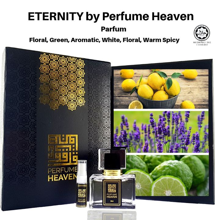 Eternity By Perfume Heaven Main Accords Floral Green