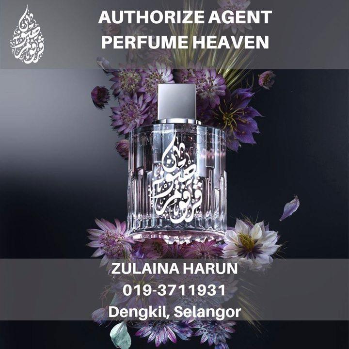 Authorize Agent Perfume Heaven