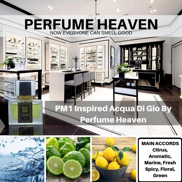Pm1, Inspired Acqua Di Gio By Perfume Heaven