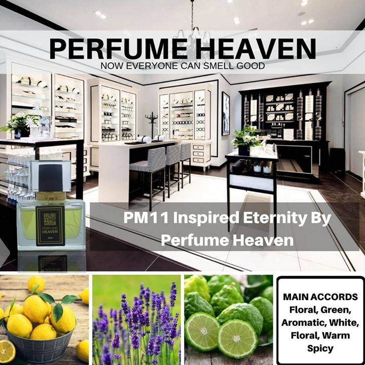 Pm11 Inspired Eternity By Perfume Heaven
