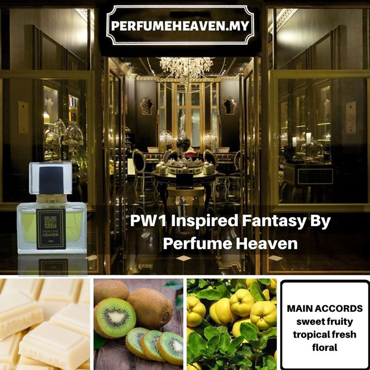 Pw1 Inspired Fantasy By Perfume Heaven