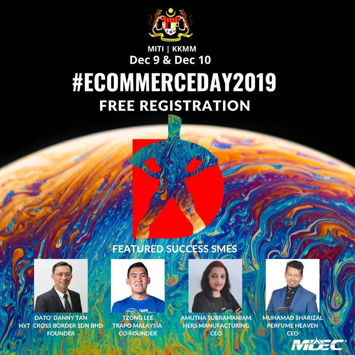 9 & 10 December 2019 | Ecommerce Day