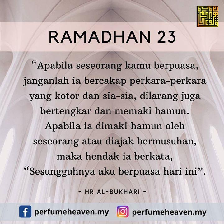 Ramadhan Ke 23