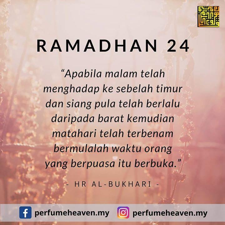Ramadhan Ke 24