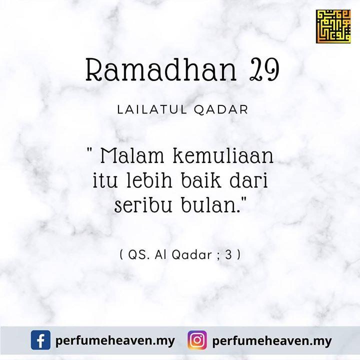 Ramadhan Ke 29