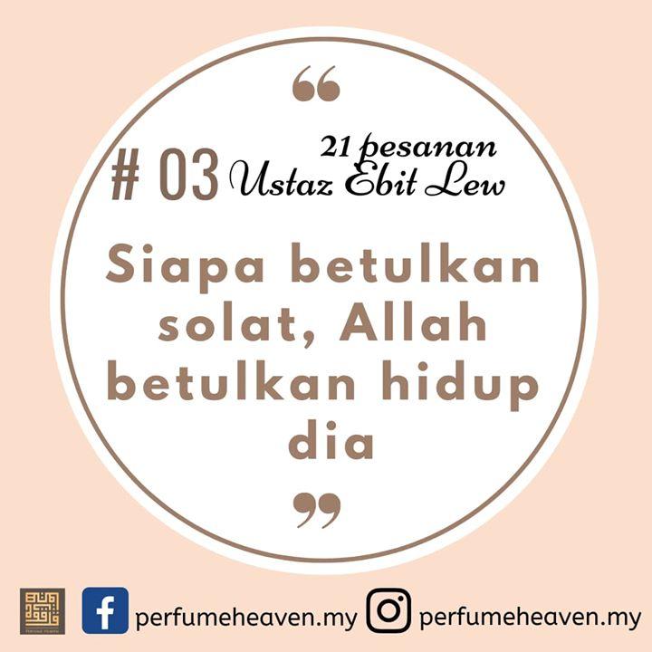 21 Nasihat