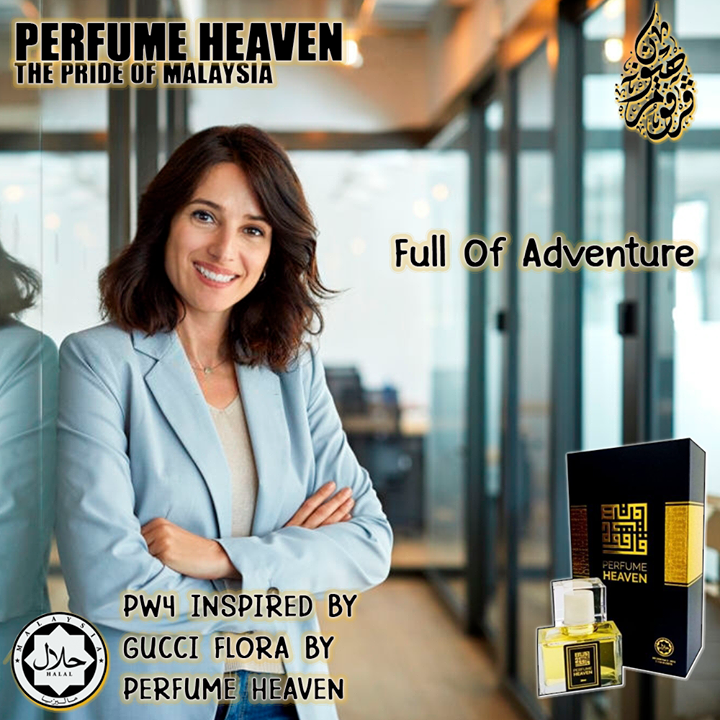Inspired By Gucci Flora By Perfume Heaven