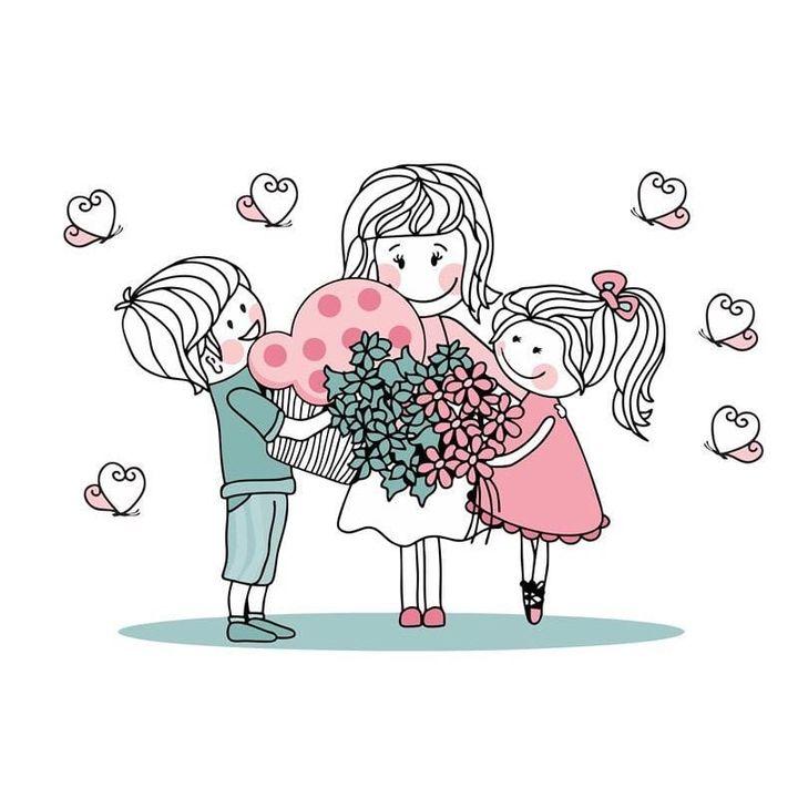 Selamat Hari Ibu Kepada Semua Supermom Didalam Group