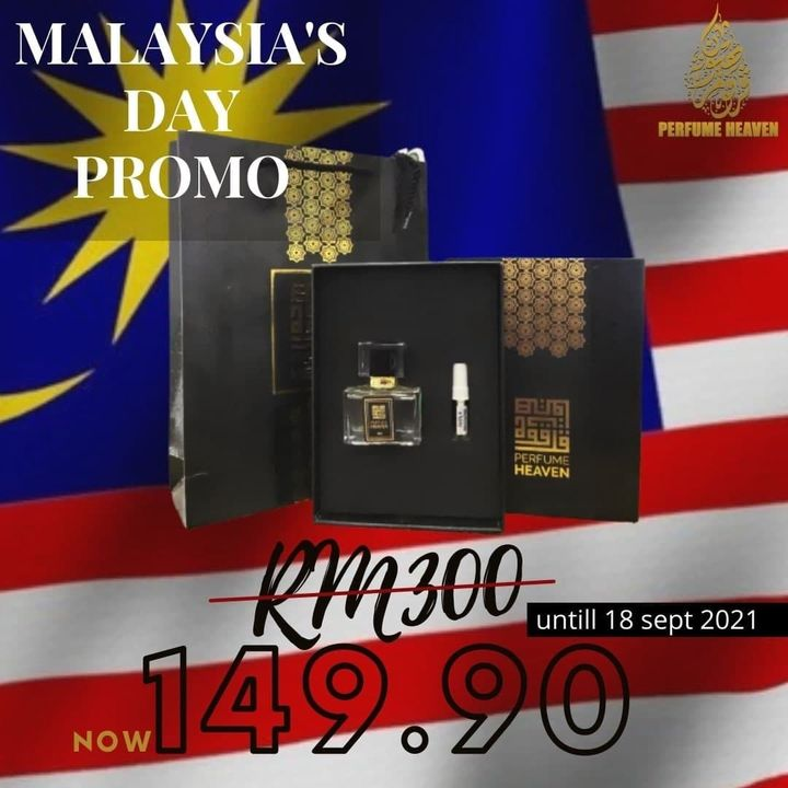Promotion Sempena Hari Malaysia !! <3