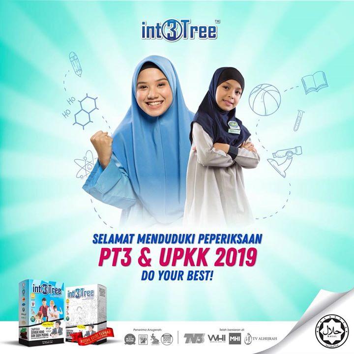 Selamat Menduduki Peperiksaan Pt3 & Upkk 2019. Semoga
