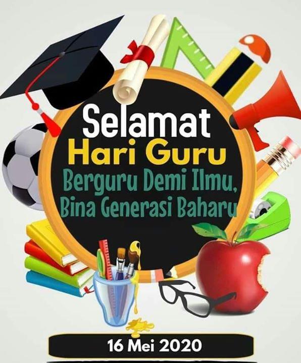 Selamat Hari Guru Buat Semua Warga Guru.