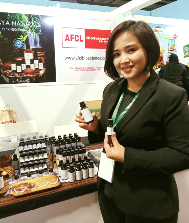 Gayanaturals Showcase On Sabah Borneo Aromatherapy Exoticblends Oils