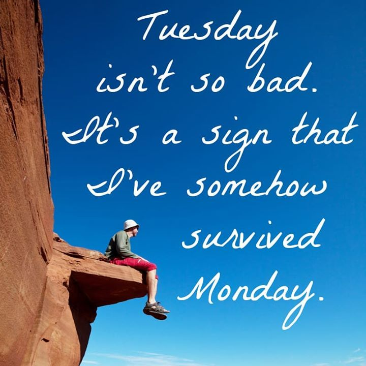 We All Survived Monday, Dont We?