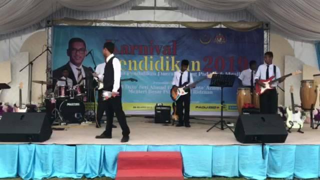 Bakat Anak-anak Smk Bidor... Karnival Pendidikan 2019 Daerah