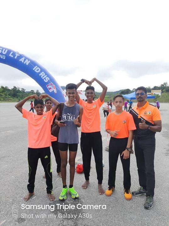 Kejohanan Merentas Desa Peringkat Negeri Perak Tahun 2020