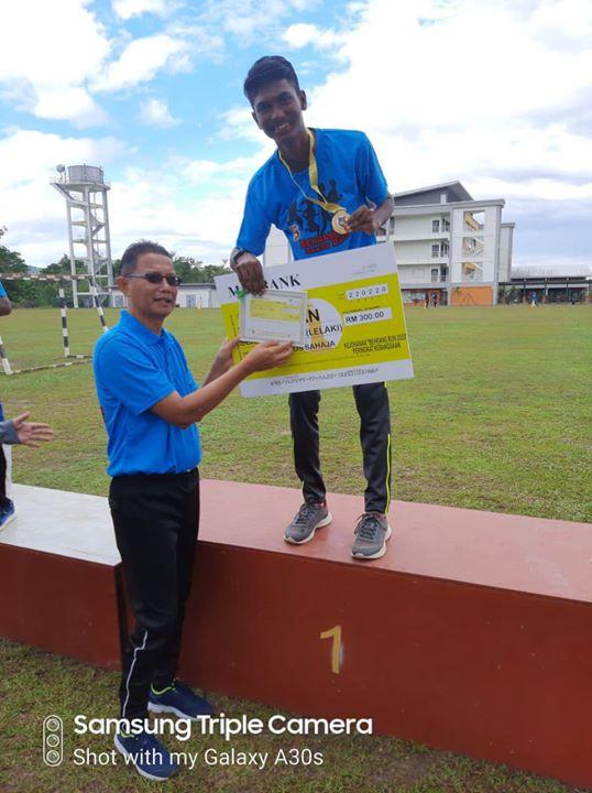 Team Smk Bidor Ke Behrang Run... Balik Dengan