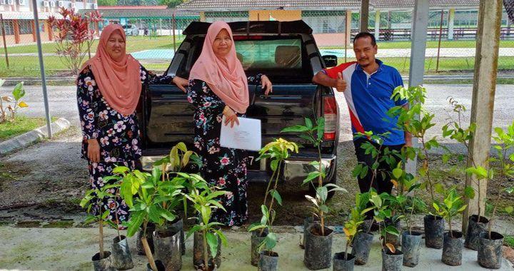 Greenprint Program Pembangunan Negeri Perak Greenprint Tahun 2020