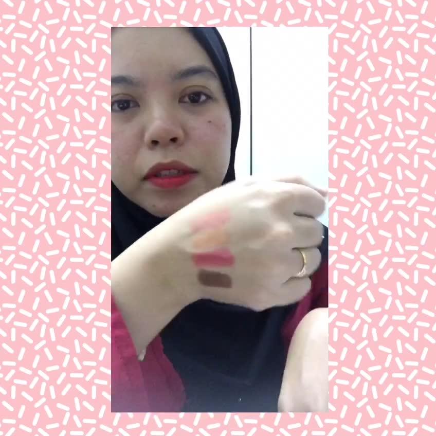 Fruity Lip Tint & Instant Eyeshadow