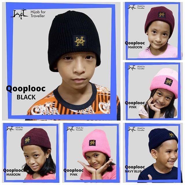Qooplooc Kami Sesuai Dipakai Daripada Kanak-kanak Berumur 6