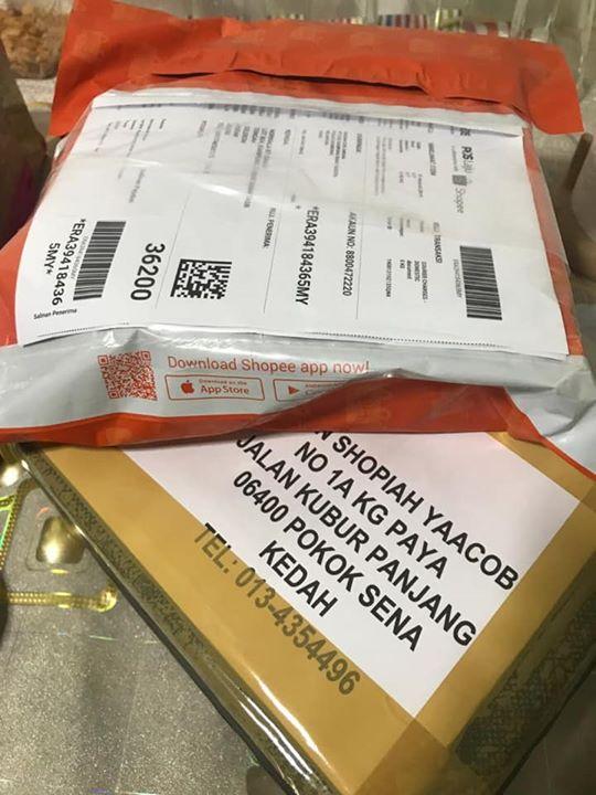 T.kasih Custmer Baru Dari Perak Dan Kedah..semoga Mendapat