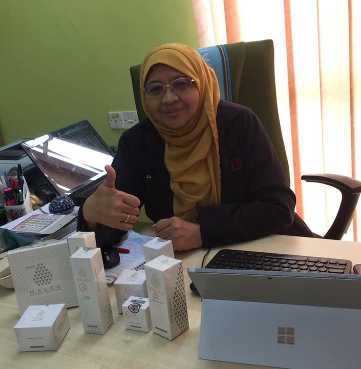 Tengok Nih, Y.bhg. Prof. Dr. Salwani Mohd Daud