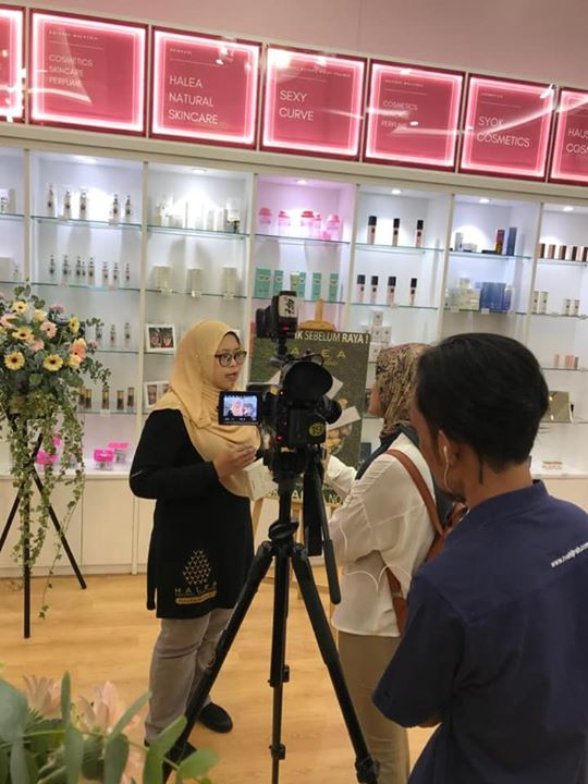 Promosi Halea Bersama Tv Alhijrah...