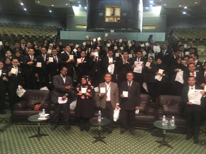 Alhamdulillah, Halea Bersama Program Modul Pengurusan Kreativiti Dan